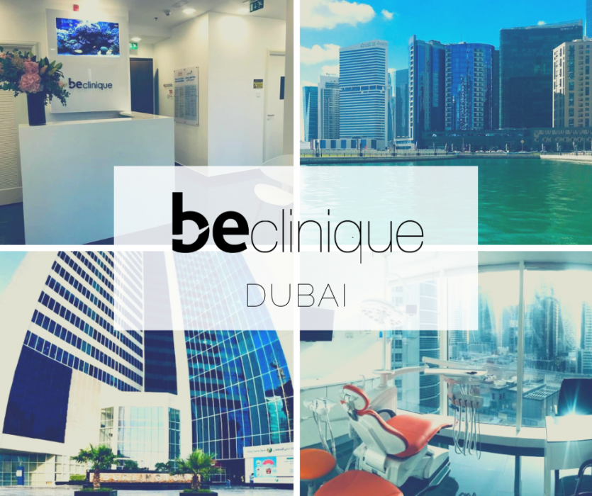 Já abriu a Beclinique Dubai
