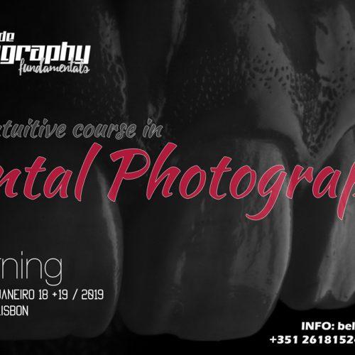 Curso de Fotografia em Medicina Dentária